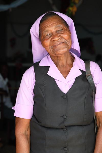 Matriarch, Church in Robert Haiti