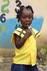 Student, Brajirous Haiti