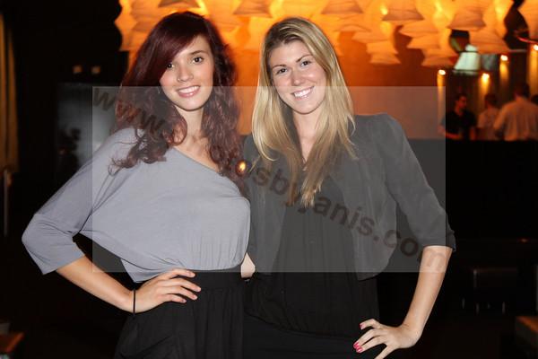 IMG_0217 Sabrina Schneider and Laura Penu at TATU Asian Grill