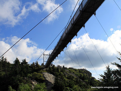 The mile high bridge