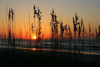 Myrtle Beach S.C. sunrise 9-29-07