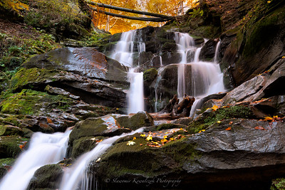 Shypit waterfall.
