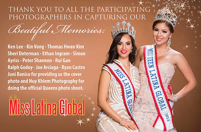 9-20-2014 MISS LATINA GLOBAL BEAUTY PAGEANT