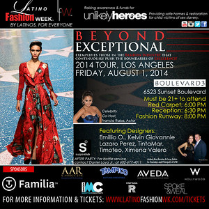 8-1-2014 LATINO FASHION WEEK