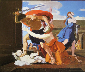 Uglow after Poussin