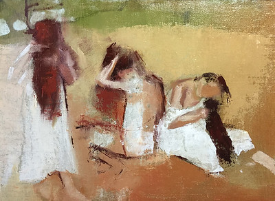 Kim Eleanor Stonehouse after Degas