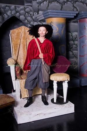 BEHS Hamlet Cast Portraits