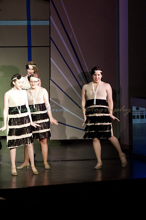 BEHS Theater Millie 2013
