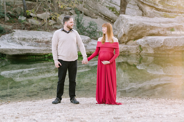 Samantha Margeson Maternity