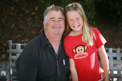 PETER BROOKS AND DAUGHTER