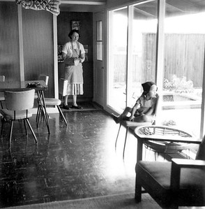 1954-Val Tami 10 Claire Way Dining Room