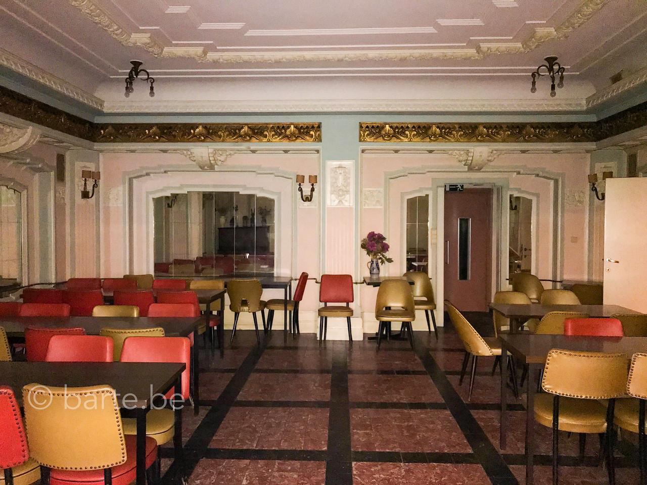period hotel in brussels