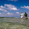 Fly Fishing Capt. Julian Cabral's Whipray Caye Lodge - Placencia, Belize - Klug Photos 2012