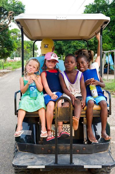 Hopkins & Dangriga, Belize - Jim Klug Photos