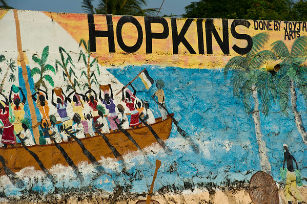 Hopkins & Dangriga, Belize - Jim Klug Photos