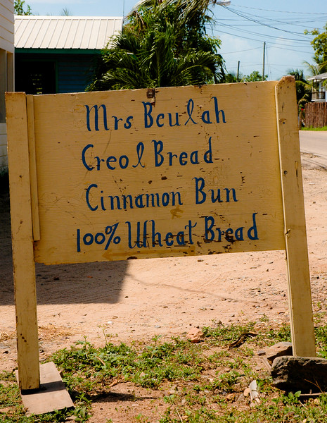 Mrs. Beulah Bread & Buns<br /> Placencia