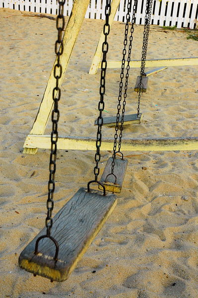 Beach Swings<br /> Placencia