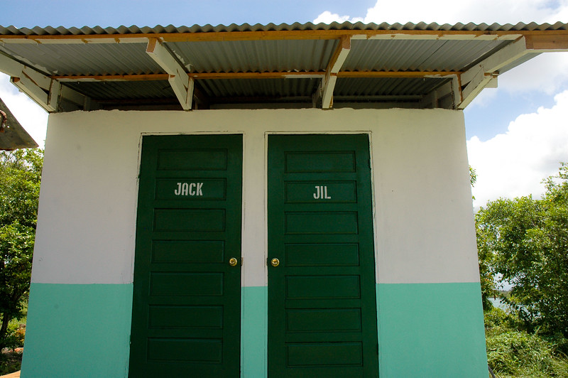 Jack & Jill Outhouses<br /> Punta Gorda