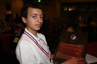 AWARDS CEREMONY BREAKFAST @ ALMANSOR COURT • 06.11.11