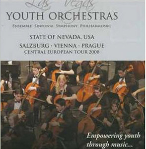 Las Vegas Youth Orchastra - 2008