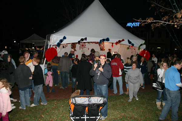 2011 Lighting of the Square