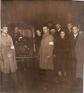 018 01-BOBBY ESTHER, AIR RAID WARDEN WWII