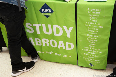 Study Abroad Fair at Berkeley City College