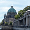 Our first view of the Berliner Dom (Berlin Cathedral)...