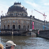 The Bode Museum stands on one end of Museum Island.