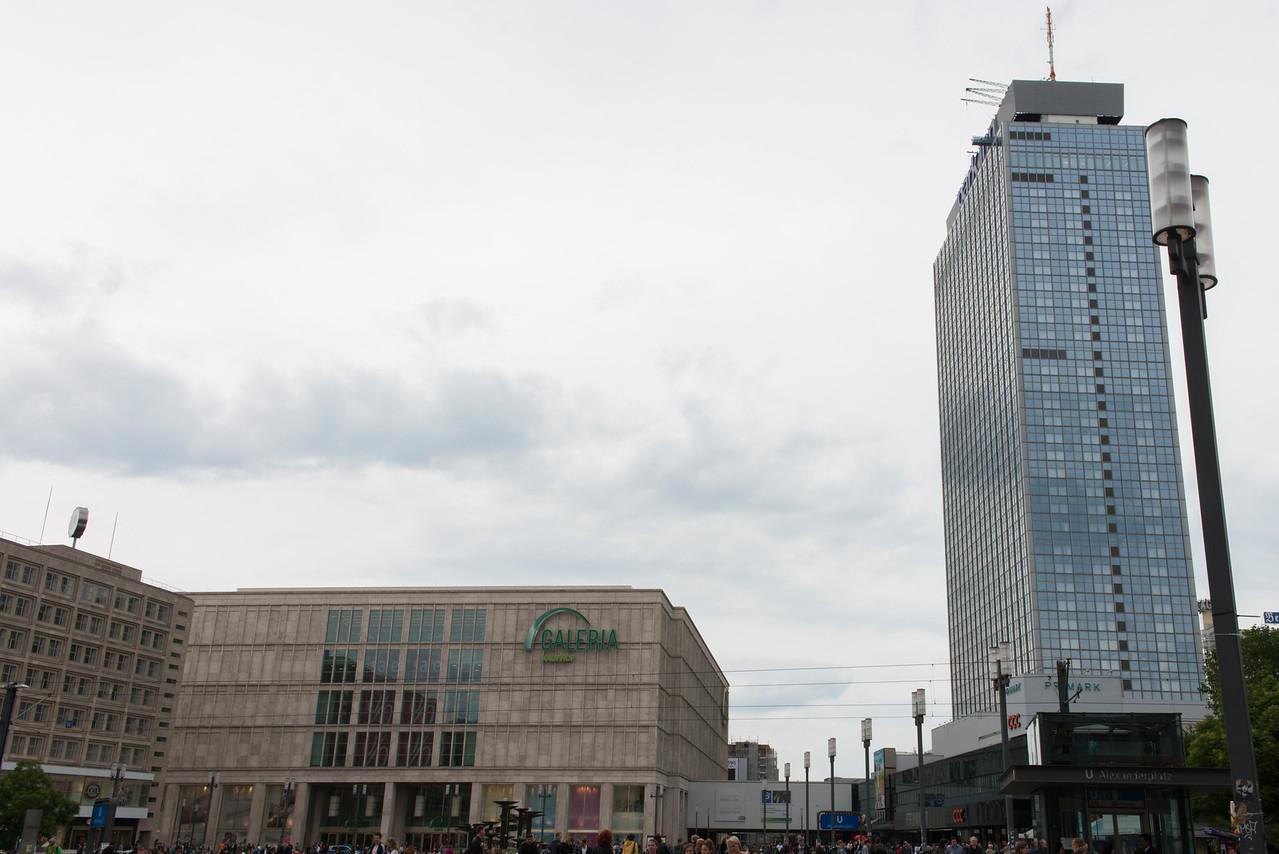 MODERN BERLIN.
