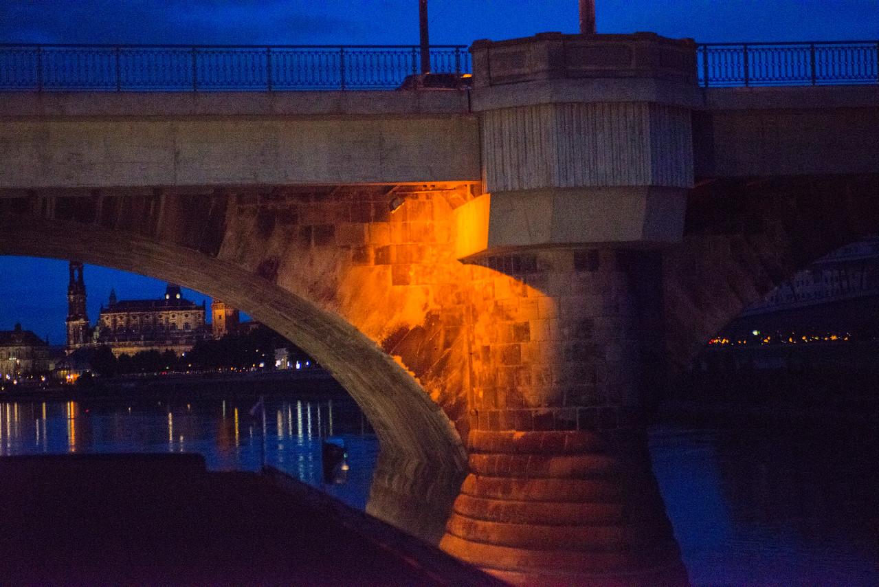 Dresden bridge.