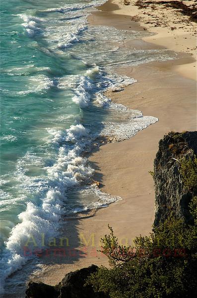 Reefs beach, Bermuda