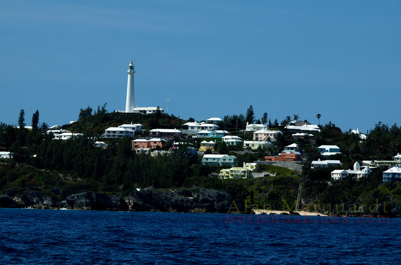 Gibbs Hill light house, Southampton, Bermuda.