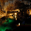 The Crystal caves. Bermuda