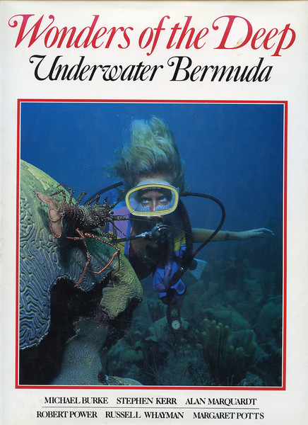 Co-published this hard cover coffee table book. Although I did not have the cover, there are 26 images inside. The book is still for sale in Bermuda.