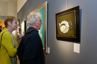 BESPIEGELINGEN Jelmer Wijma Museum Slager, Hannie Verhoeven Fotograaf 020