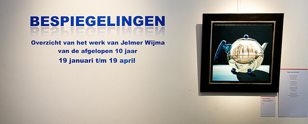 BESPIEGELINGEN Jelmer Wijma Museum Slager, Hannie Verhoeven Fotograaf 002