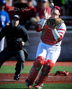 Baseball vs. Indiana State, 03/26/16, Evan_Destefano