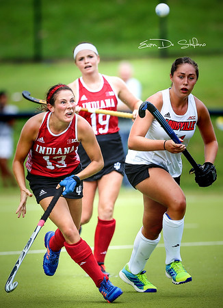 Field Hockey vs. Louisville, 08/26/16, Evan De Stefano