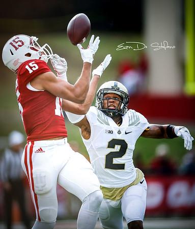 Football vs. Purdue, 11/26/16, Evan De Stefano