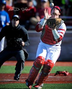 Baseball vs. Indiana State, 03/26/16, Evan_Destefano
