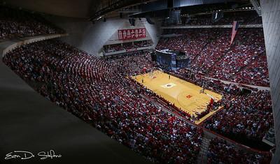 Men's Basketball vs. North Carolina, 11/30/16, Evan De Stefano