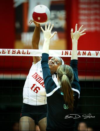 Volleyball vs. Marshall, 08/27/16, Evan De Stefano