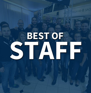 BEST OF STAFF