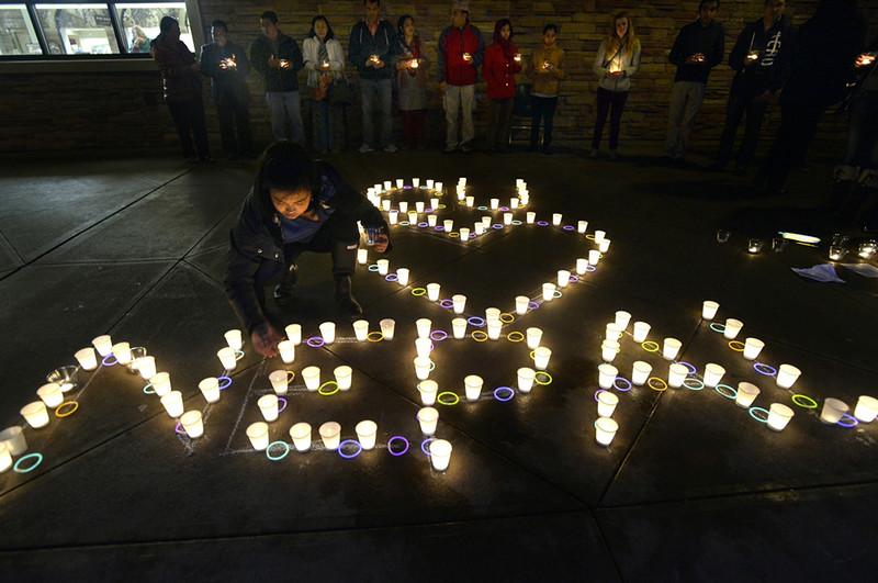 Nepal Vigil
