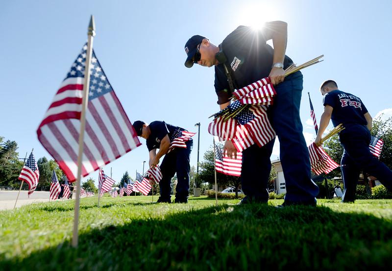 9/11 Remembered at LFR