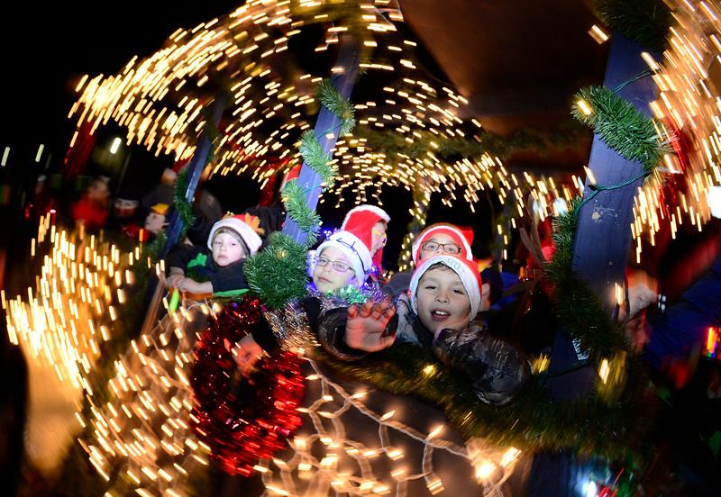 Longmont Parade of Lights