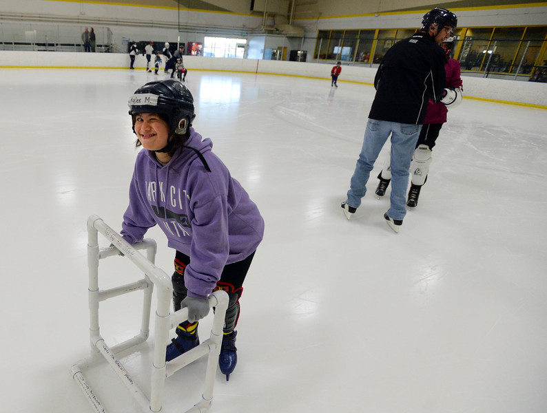 Ice Skating for Special Needs Kids