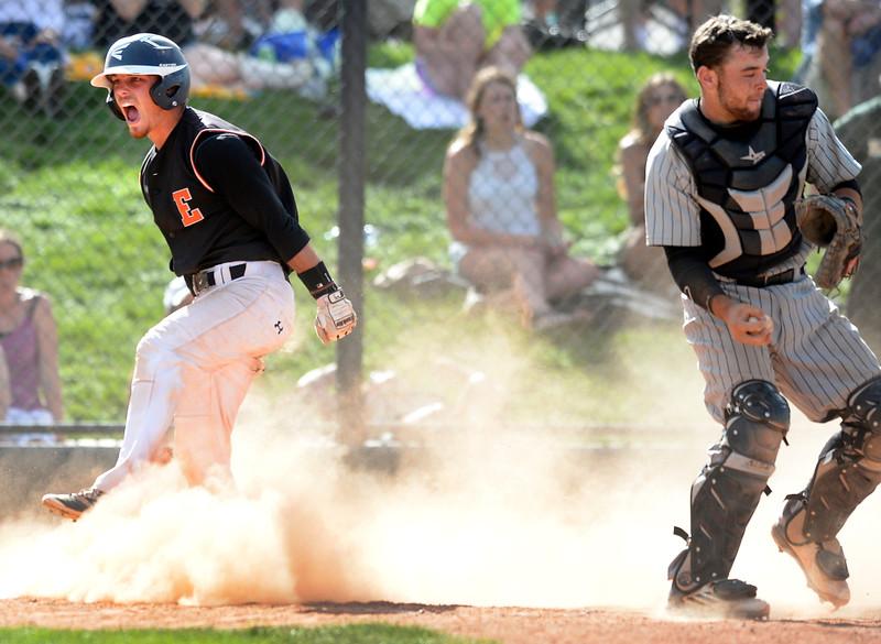 Erie High School Baseball