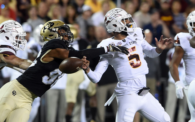 Colorado Arizona State NCAA Football